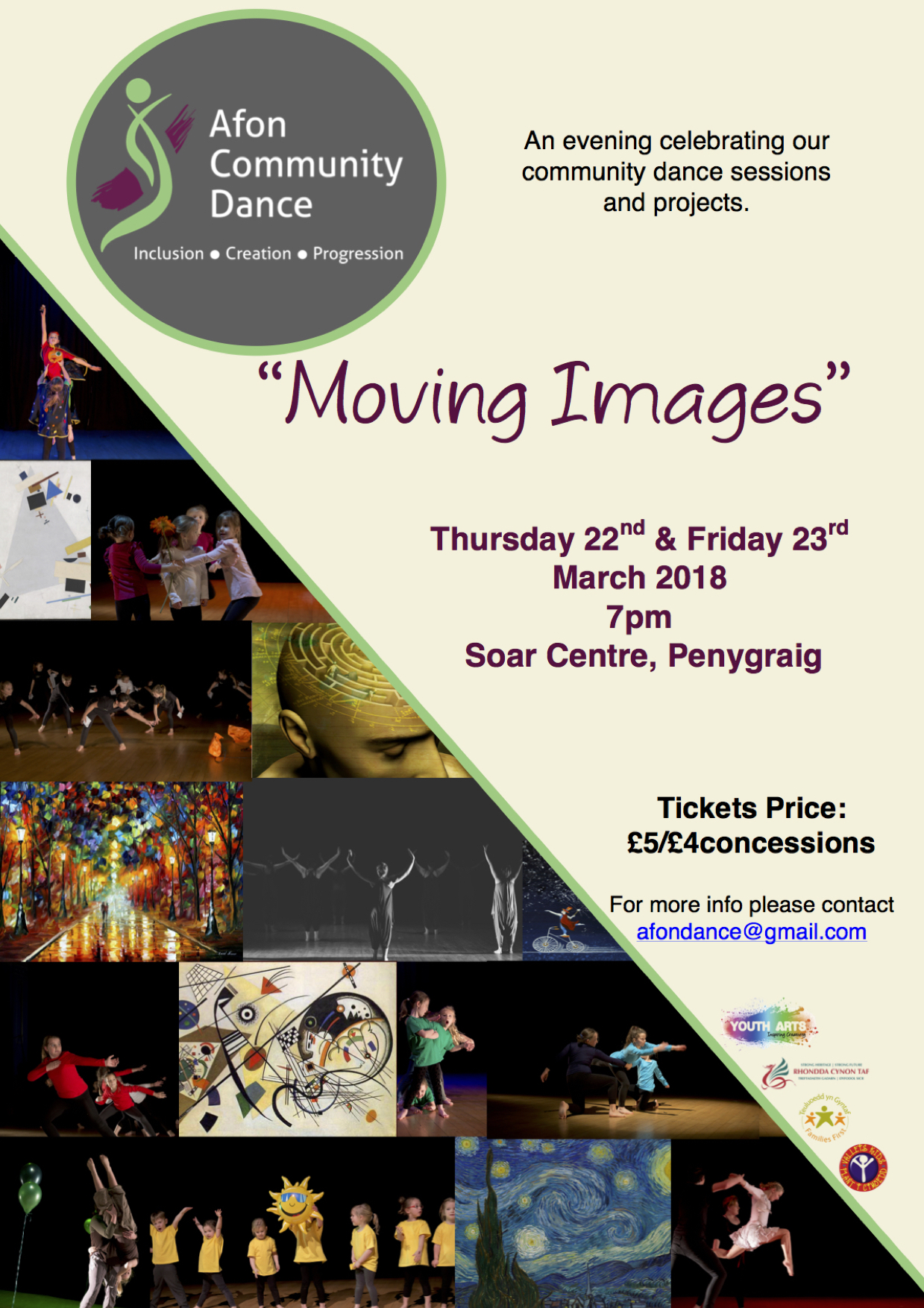 moving images iposster