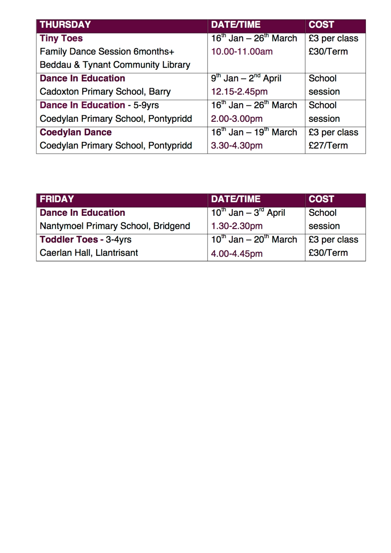 timetable website3